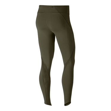 Nike Epic Lux Running Tights - Olive Canvas