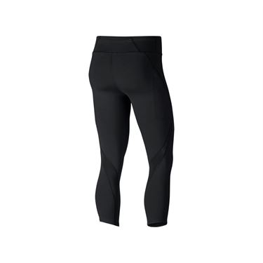Nike Power Epic Lux Running Crop - Black
