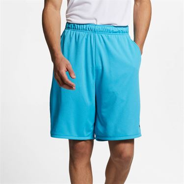 Nike Dry Training Shorts - Light Blue Fury/Black