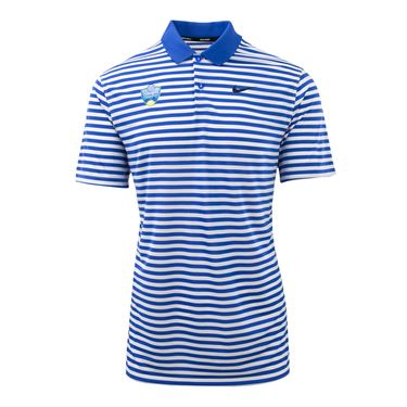 Nike W&S Dry Victory Stripe Polo Mens Game Royal/White 891239 480