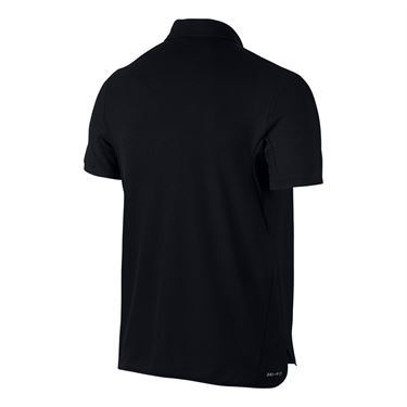 Nike Court Dry Advantage Polo - Black