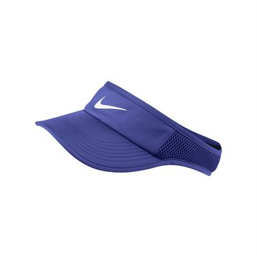 Nike Womens Aerobill Feather Light Visor - Rush Violet