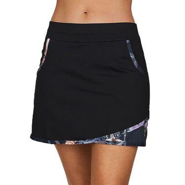Sofibella Calypso 16 inch Skirt Womens Black 9007 BLK