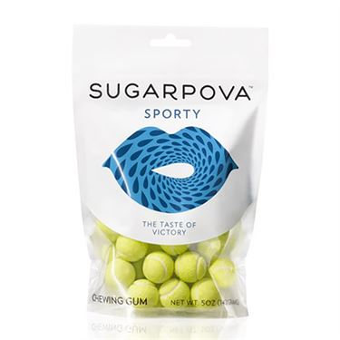 Sugarpova Sporty Green Tennis Ball Gum
