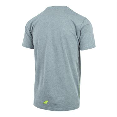Babolat Court Tee - Heather Grey
