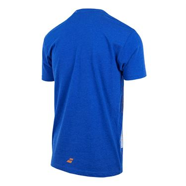 Babolat Court Tee - Royal Blue