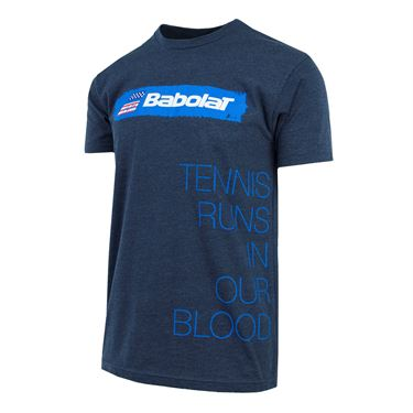 Babolat USA Country Tee - Midnight Navy
