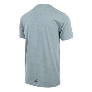 Babolat France Country Tee - Heather Grey