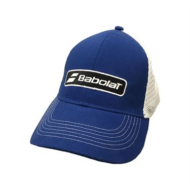 Babolat Structured Trucker Hat - Royal Blue