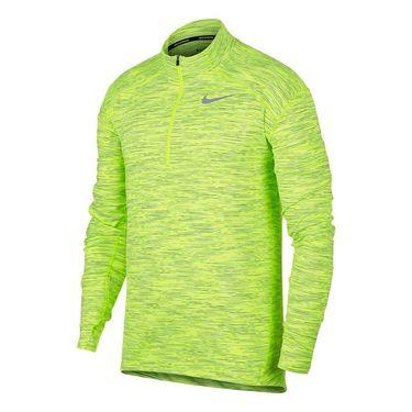 Nike Dry Element 1/2 Zip - Volt