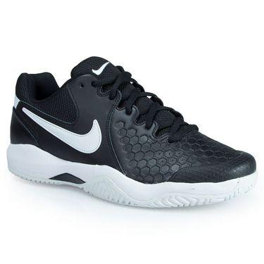 Nike Air Zoom Resistance Mens Tennis Shoe - Black/White
