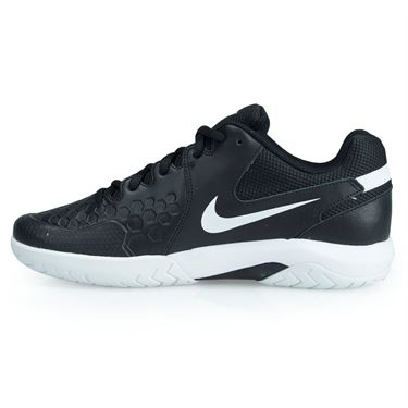 Nike Air Zoom Resistance Mens Tennis Shoe - Black/White