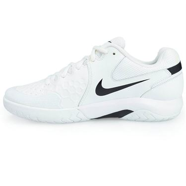 Nike Air Zoom Resistance Mens Tennis Shoe - White/Black