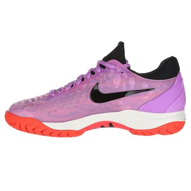 Nike Zoom Cage 3 Womens Tennis Shoe - Active Fuchsia/Black/Psychic Pink