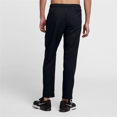 Nike Dry Training Pants - Black/Metallic Hematite