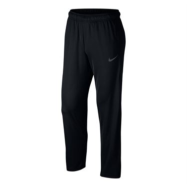 Nike Knit Pant - Black/Metallic Hematite