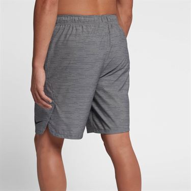 Nike Flex Short - Gunsmoke/Black