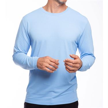 IBKUL Long Sleeve Crew Mens Peri 93199 PRI