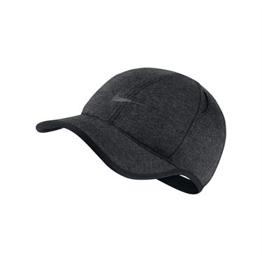 Nike Aerobill Featherlight Hat - Black Heather