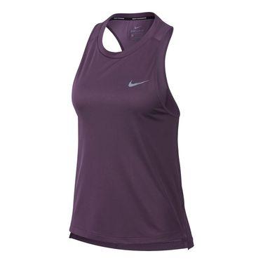 Nike Miler Running Tank - Pro Purple