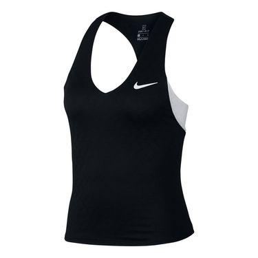 Nike Court Dry Maria Slam Tank - Black/White
