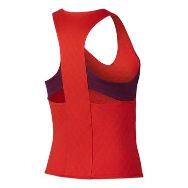 Nike Court Dry Maria Slam Tank - Habanero Red/Bordeaux