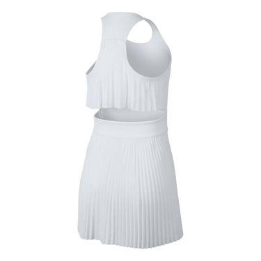 Nike Maria Dress - White/Gorge Green