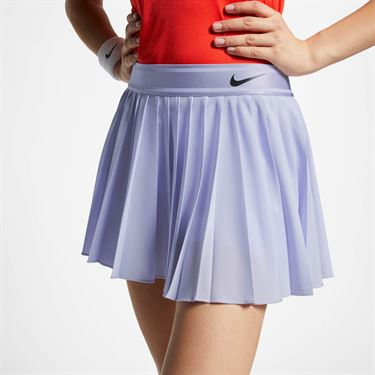 Nike Court Victory Skirt - Oxygen Purple/Black