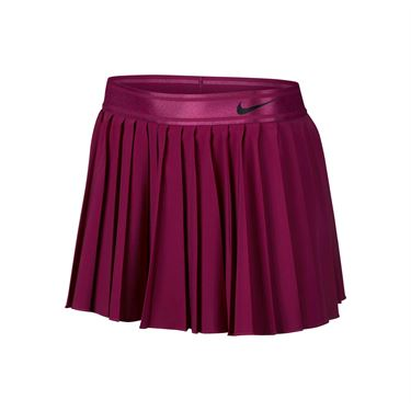 Nike Court Victory Skirt - True Berry/Black