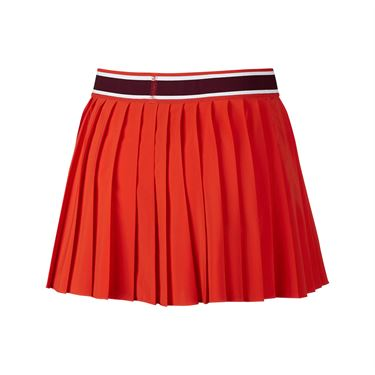 Nike Court Victory Pleated Skirt - Habanero Red