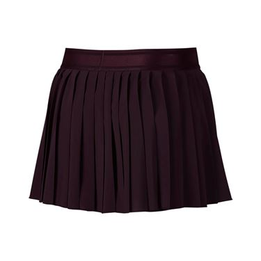 Nike Court Victory Skirt - Burgundy Ash/Black