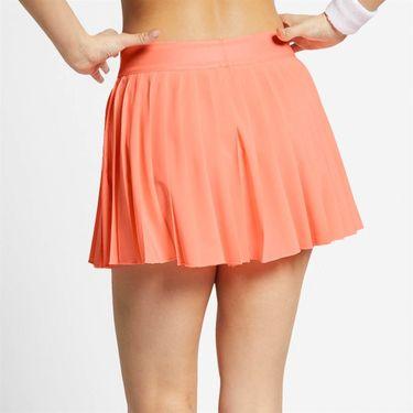 Nike Court Victory Skirt - Orange Pulse/Black