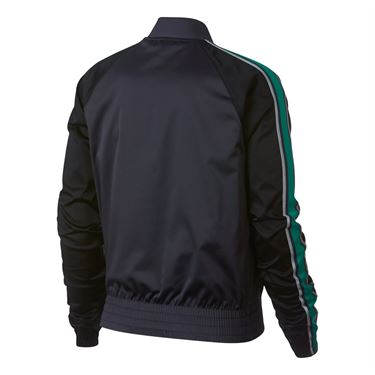 Nike Court Jacket - Gridiron/Neptune Green
