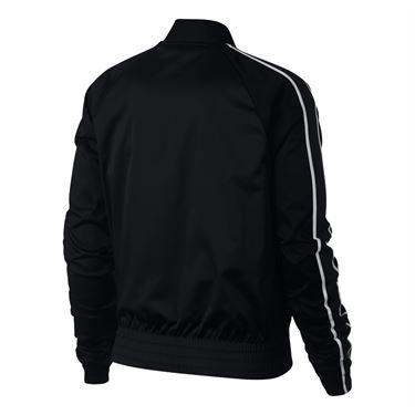Nike Court Jacket - Black/White