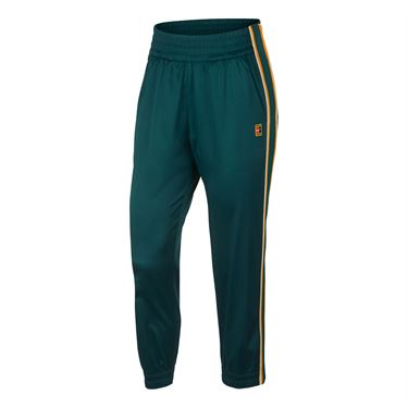 Nike Court Pant - Rainforest/Midnight Spruce/Orange Peel