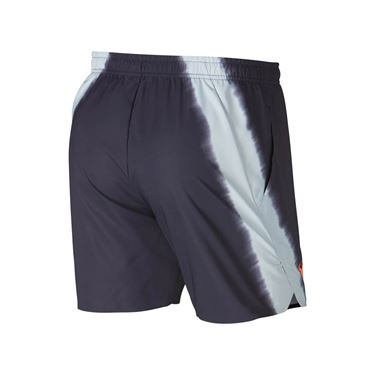 Nike Court Flex Rafa Ace Short - Gridiron/Pure Platinum/Crimson