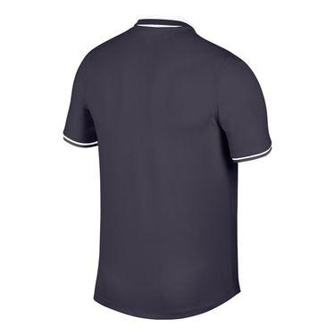Nike Court Advantage Polo - Gridiron/White