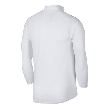 Nike Court Challenger 3/4 Sleeve Tennis Shirt - White