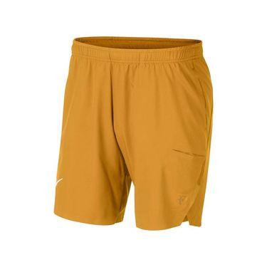 Nike Court Flex RF Ace Short - Gold Leaf/Metallic Gold/White