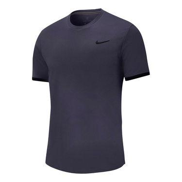 Nike Court Dry Crew - Gridiron/Black