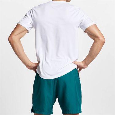 Nike Court Dry Crew - White