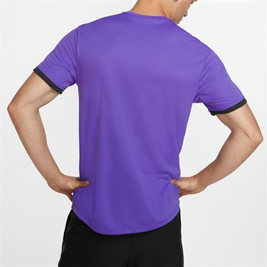 Nike Court Dry Crew - Psychic Purple/Off Noir