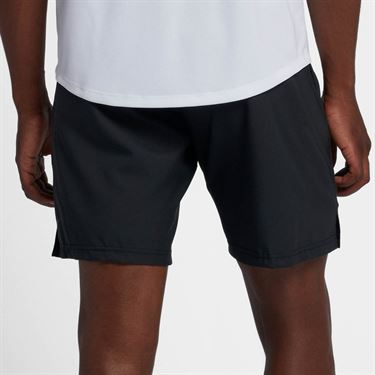 Nike Court Dry 9 Inch Short- Black
