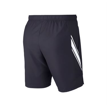 Nike Court Dry Short - Gridiron/White