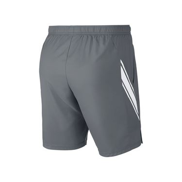 Nike Court Dry Short - Cool Grey/White