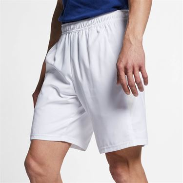 Nike Court Dry 9 Inch Short - White
