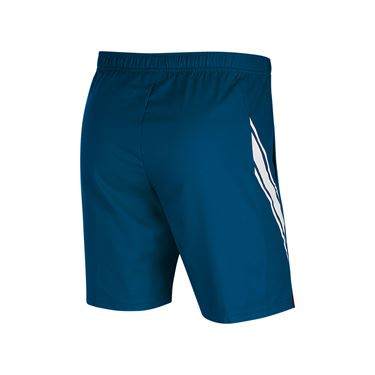 Nike Court Dry 9 inch Short Mens Valerian Blue/White 939265 432