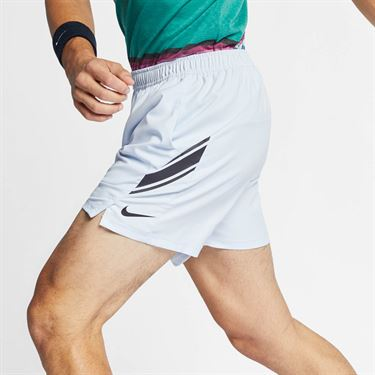 Nike Court Dry Short - Half Blue/Oil Grey