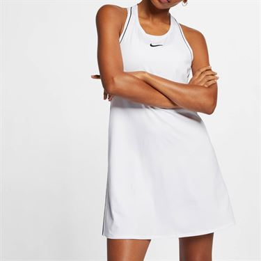 Nike Court Dry Dress - White/Black