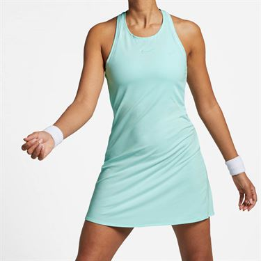 Nike Court Dry Dress - Teal Tint/White